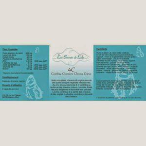 Etiquette 4C LSL