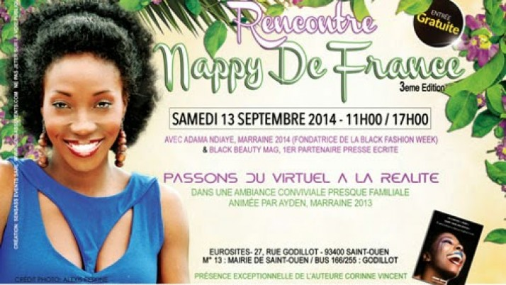 Rencontre Nappy de France 2014  3ème Edition