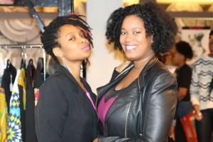 Photo souvenir de la Bellebene Beauty Glam Party avec La Manouchka