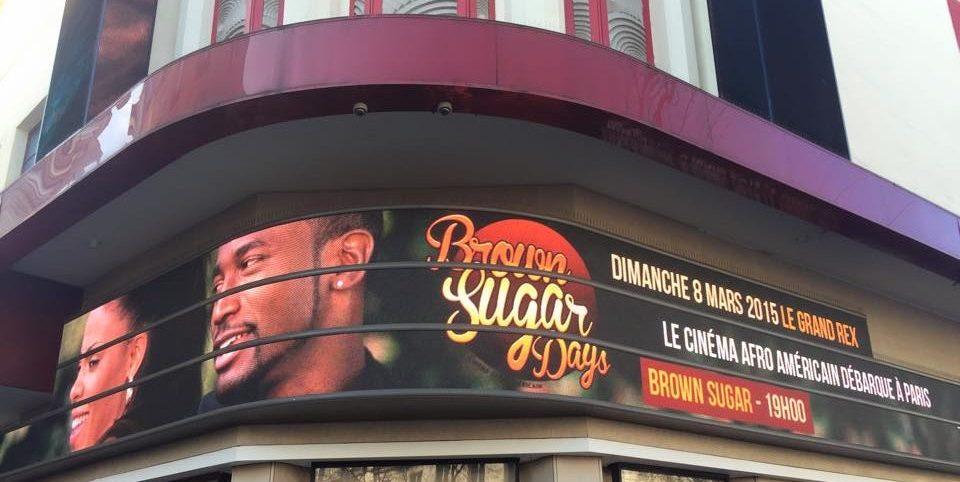 BROWN SUGAR DAYS – J'y étais! Quand le cinéma Afro-américain débarque à Paris