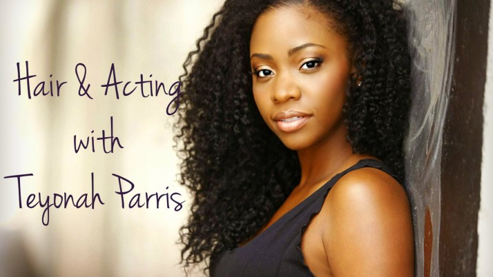 Teyonah PARRIS – My Hair Inspiration