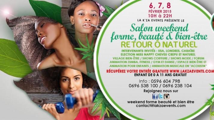 Salon week-end forme, beauté et bien-être