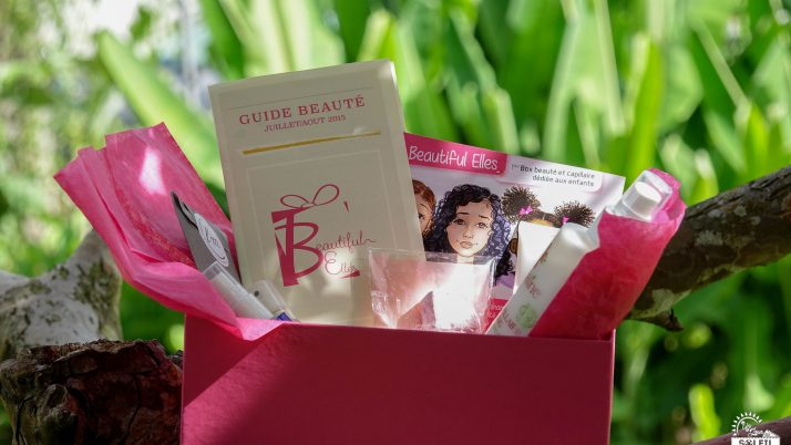 BYTHM #4: Beautiful Elles SUMMER Box