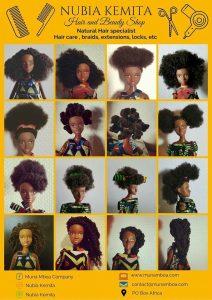 MUNA MBOA Hairstyles