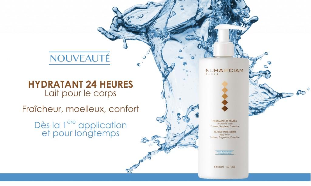 Hydratant 24h NUHANCIAM 💕 Fini les peaux sèches