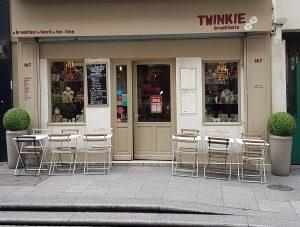 Twinkie Breakfast