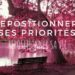 Repositionner ses priorités, Repositionner SA vie
