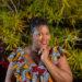 Updo sur cheveux naturels pour l'inauguration de la 3 Hôtel Bambou