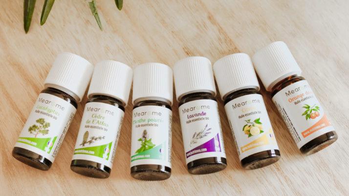Endométriose: les huiles essentielles pour soulager