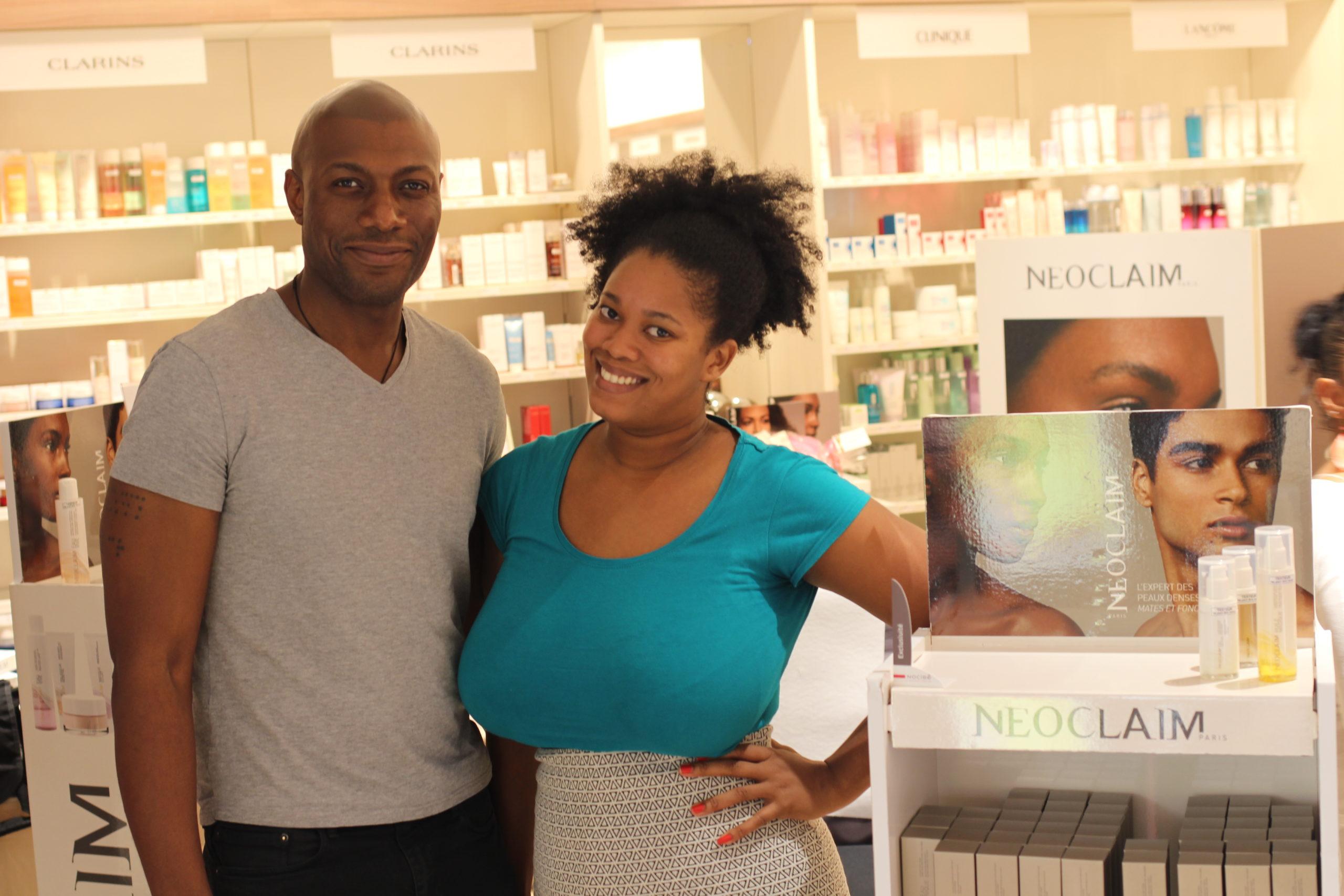 Harry Roselmack lance NEOCLAIM en Martinique