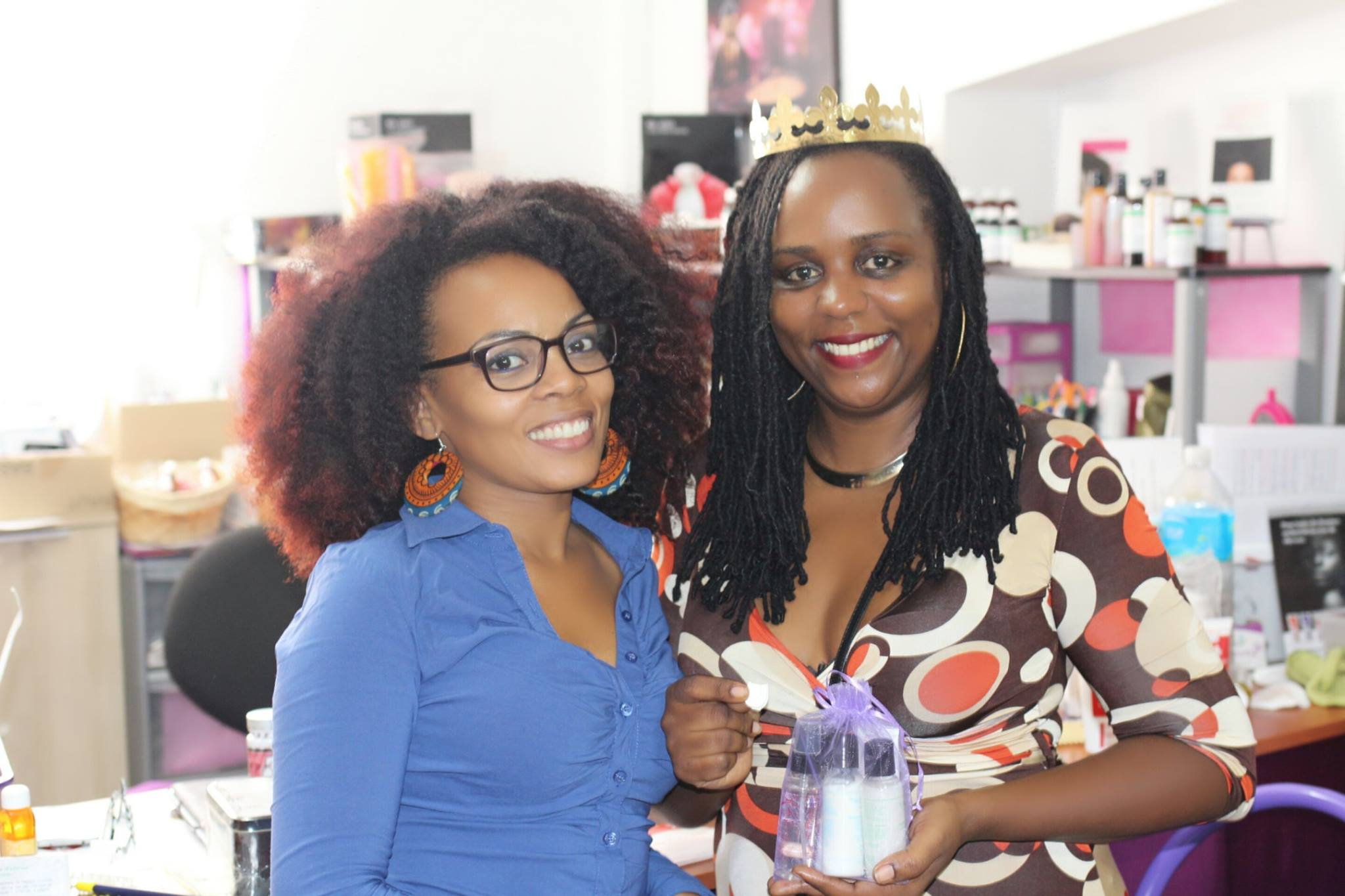 Be You tifull Hair Moment #6 en collab avec Madin'Beauty