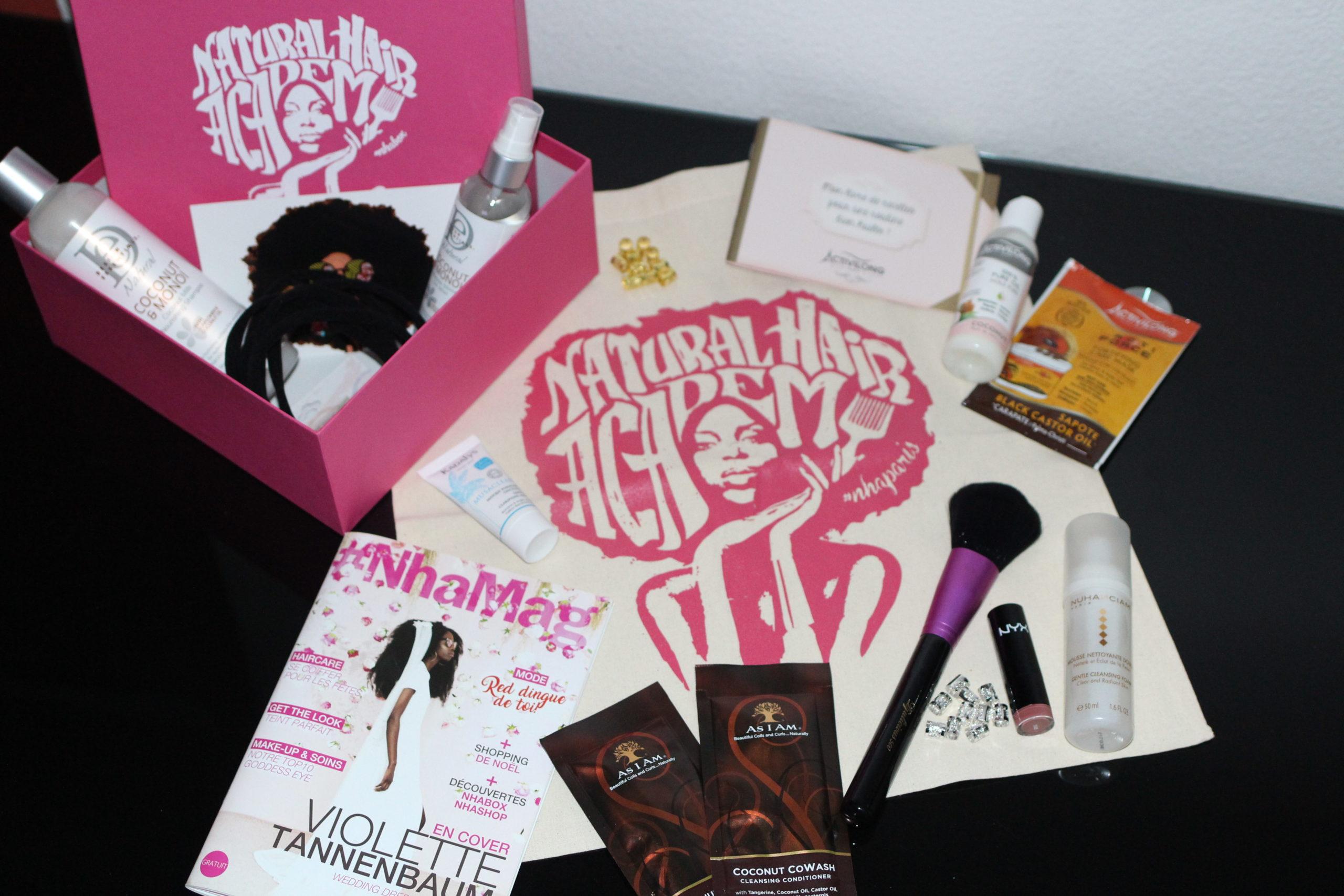 NHA BOX: La box beauté qui a tout pour plaire